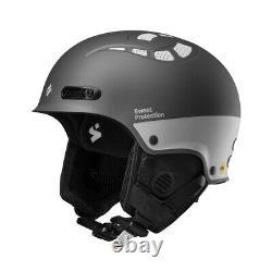 Sweet Protection Igniter II MIPS Helmet Slate Gray Metallic, M/L (56-59cm)