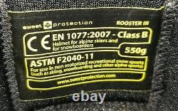 Sweet Protection Rooster III MIPS Snowboarding / Ski Helmet Shock Orange M/L