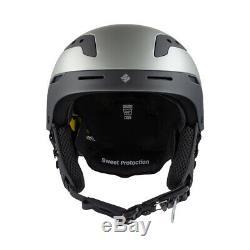 Sweet Protection Switcher MIPS Ski Helmet Slate Gray Metallic, L/XL (59-61cm)