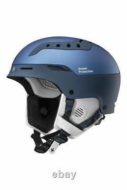 Sweet Protection Switcher W Women's Ski/Snowboard Helmet Teal Metallic, SM