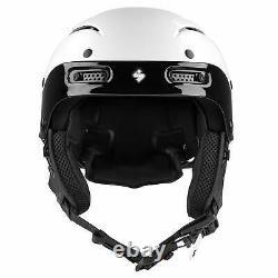 Sweet Protection Trooper II SL MIPS Helmet Gloss White/Gloss Black