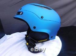 Sweet Protection Trooper MIPS ski / snowboarding helmet L XL Matt Blue