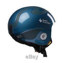 Sweet Protection Volata MIPS Race Helmet Gloss Teal Metallic, L/XL (59-61cm)