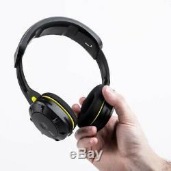 UNIT 1 Helmet Ski/Snowboard Helmet with Detachable Headphones! Black/Medium