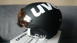 UVEX HLMT 500 VISOR ski helmet Gr. 55-59