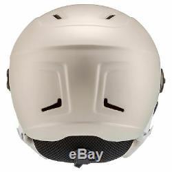 UVEX Hlmt 400 Visor Style 2019 helmet Prosecco met mat 53-58cm Litemirror S2