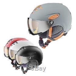 UVEX hlmt 300 visor Skihelm mit Visier