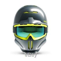 Unisex Ruroc Aero Ski/Snowboard Helmet YL/S(54-56cm)