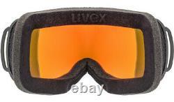 Uvex Downhill 2000 CV black ora Skibrille NEU Snowboardbrille Brille Schutz j19