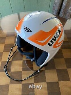 Uvex FP 2 Carbon ski helmet size L 59-60cm