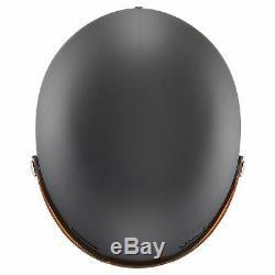 Uvex HLMT 500 Visor Black mat Skihelm Snowboardhelm Visier Tourenhelm NEU Helm