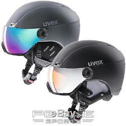 Uvex Hlmt 400 Visor Style Skihelm Snowboardhelm Neu
