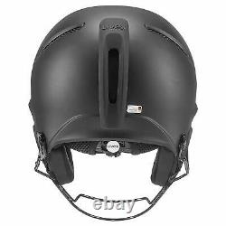 Uvex JAKK+ SL FIS competition slalom ski race helmet RRP £230 Now £145