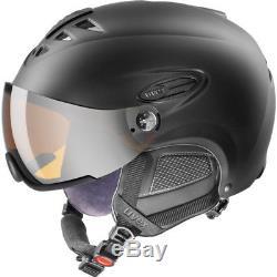 Uvex Unisex Skihelm Hlmt 300 Visor Mit Visier Ski Helm Hartschalenhelm 57-59 CM