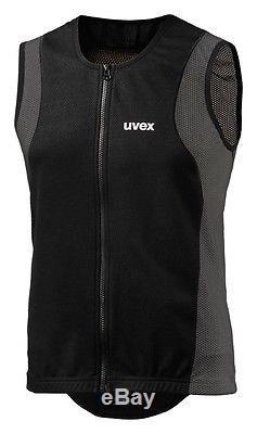 Uvex back connected Herren Rückenprotektor Weste Ski Snowboard protection 16/17