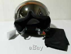 Uvex hlmt 300 visor, Skihelm, Gr. 55-58cm, Weiß Matt (P376-R28)