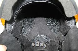 Uvex hlmt 300 visor, Skihelm, Gr. 60-61cm, Schwarz Matt (P198-R25)