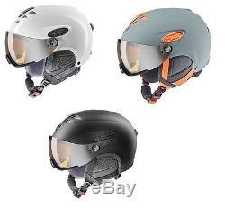 Uvex hlmt 300 visor Skihelm VERS. Farben (S566162) NEUWARE
