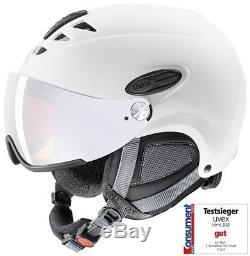 Uvex hlmt 300 visor Visier Skihelm (300184)