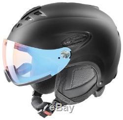 Uvex hlmt 300 visor vario Visier Skihelm (300543)