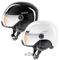 Uvex hlmt 400 visor Skihelm für Brillenträger