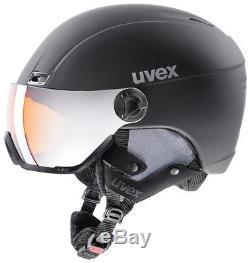 Uvex hlmt 400 visor style Visier Skihelm (300691)