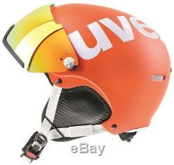 Uvex hlmt 500 visor Visier Skihelm (300530)
