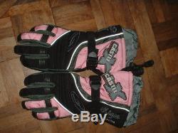 Women's Castle X Switch Snowmobile Racing Wear Set Jacket/Pants/Gloves Small