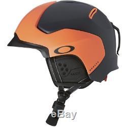 99430-986 Nouveau Adulte Oakley Mod5 Ski Casque De Neige Matte Neon Orange