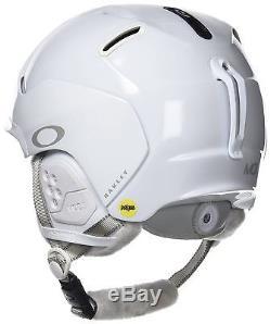 99430mp-11a Adulte Casque De Ski Oakley Mod 5 Mips Blanc Brillant