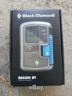Black Diamond Recon Bt Avalanche Beacon / Backcountry Transceiver
