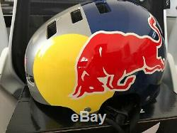 Bluegrass Super Gras Rare Red Bull Casque. Bmx, Vtt, Snowboard, Ski Nouveau Taille M