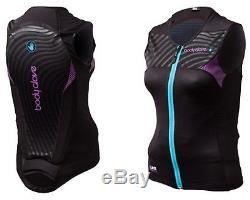 Body Gants Rückenprotektor Rückenprotektorweste Lite Pro Level 1 Gilet Femme