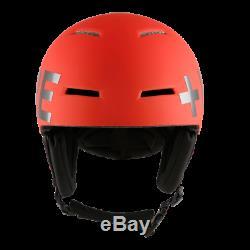 Bogner Fire + Ice Ski-helm Red Lightning