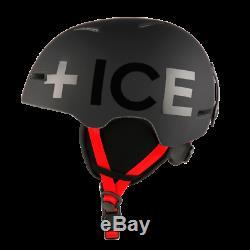 Bogner Fire + Ice-ski Casque Noir