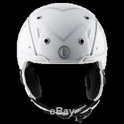 Bogner Ski-barre Fineline F Blanc Argent Größe L