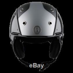 Bogner Ski-helm Vision Noir