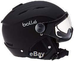 Boll 31251backline Casque De Ski Noir / Argent-56cm