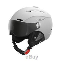 Boll Backline Visor Outdoor Casque De Ski Soft White 54-56 CM