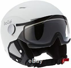 Bolle Backline Visor Casor Modulator Photochromic Goggle Ski Snow Xs-s 54-56cm