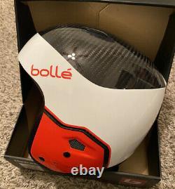 Bolle Medalist Carbon Pro Snowboard Ski Helmet L/xl 57-60cm Poids 540 +/- 50g