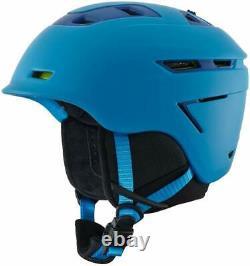 Burton Anon Echo Mips Casque Pour Hommes, Bleu Taille L Nwt Ski Snowboard