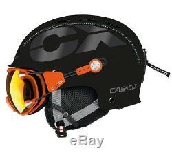 Casco Cx-3 Icecube Farbe Noir En Relief L (59 63 Cm)