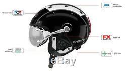 Casco Sp-3 Comp. Farbe Weiß Rot Schwarz Größe L (58 62 Cm)