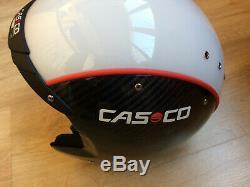 Casco Sp-high Fly Carbon Barre Skispringer, Größe L (58-62 Cm)