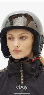 Casque De Ski Fendi Ff-stripe Taille M