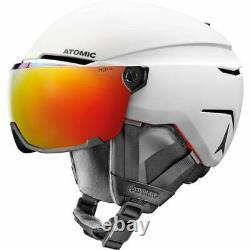 Casque De Ski Hd Savor Amid Visor 51-55