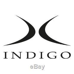 Casque De Ski Indigo Skibrille Edge Limited Schwarz Blau # 9846