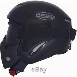 Casque De Ski Osbe Phoenix Snowboarhelm Mit Maske # 7329
