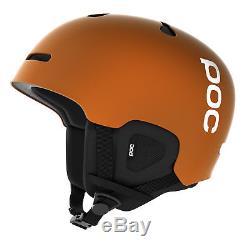 Casque De Ski Poc Auric Cut Ski Timonium Orange